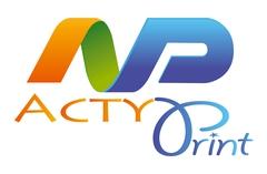 Logo Acty Print