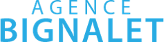 Logo Agence Bignalet
