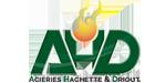 Logo Acieries Hachette et Driout