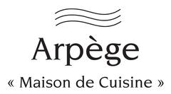 Logo Restaurant Arpege