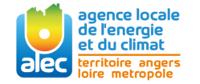 Logo Agence Locale de l'Energie et du Climat du Territoire d'Angers Loire Metropole