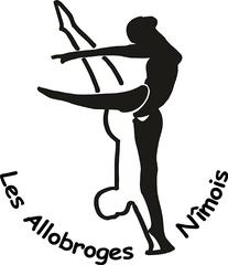 Logo Les Allobroges Nimois
