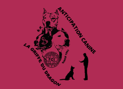 Logo Anticipation Canine