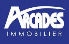 Logo Arcades Immobilier