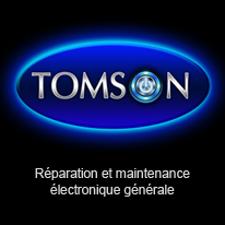 Logo Tomson