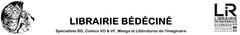 Logo Bedecine Bandes Dessinees Manga