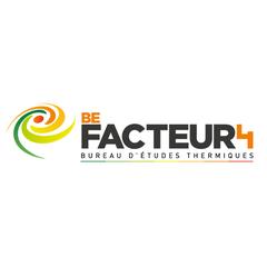 Logo Be Facteur 4