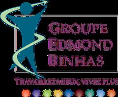 Logo Groupe Edmond Binhas