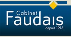Logo Cabinet Faudais