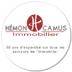 Logo Cabinet Hemon Hemon Camus Immobilier Cabinet Mallet