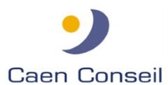 Logo Caen Conseil
