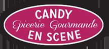 Logo Candy en Scene