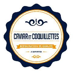 Logo Caviar et Coquillettes
