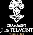 Logo Champagne de Telmont