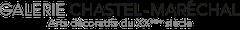 Logo Galerie Chastel Marechal