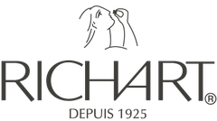 Logo Richart Design et Chocolat