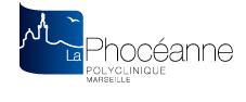 Logo Clinique la Phoceanne