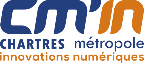 Logo Chartres Metropole Innovations Numeriques