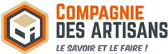 Logo Compagnie des Artisans - Poeles et Compagnie