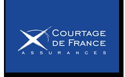 Logo Courtage de France Assurances