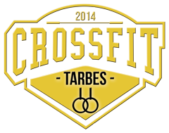 Logo Crossfit Tarbes