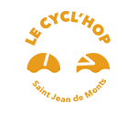Logo Le Cycl'Hop
