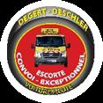 Logo Degert Deschler Voiture Pilote