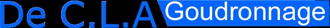 Logo De Cla Goudronnage