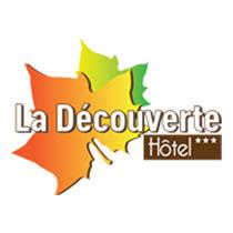Logo Hotel la Decouverte