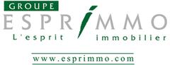 Logo Groupe Esprimo l'Esprit Immobilier