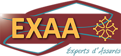 Logo Cabinet Exaa - Experts d'Assures