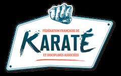 Logo Federation Francaise de Karate et Disciplines Associees