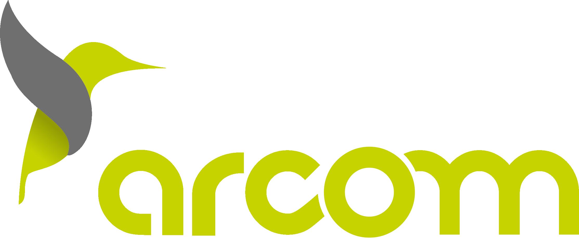 Logo Arcom Centre Val de Loire