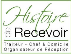 Logo Histoire de Recevoir