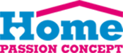 Logo Home Passion Concept