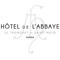 Logo Hotel de l'Abbaye, le Jardin de l'Abbaye