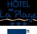 Logo Hotel de la Plage Latitude 47 - Escale Detente
