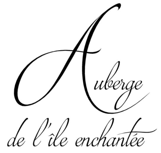 Logo L'Auberge de l'Ile Enchantee