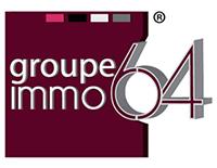 Logo Groupe Immo 64