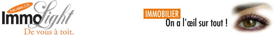 Logo Agence Immo Light