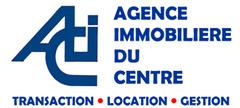 Logo Agence Immobiliere du Centre