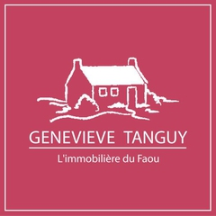 Logo Genevieve Tanguy - l'Immobiliere du Faou