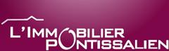 Logo L'Immobilier Pontissalien