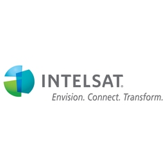 Logo Intelsat France