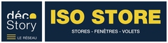 Logo Iso Store