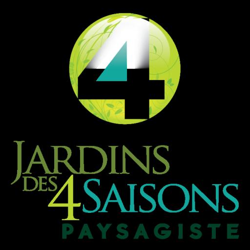 Logo Jardins des 4 Saisons