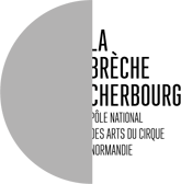 Logo La Breche, Pole National des Arts du Cirque de Normandie
