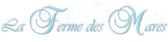 Logo La Ferme des Mares