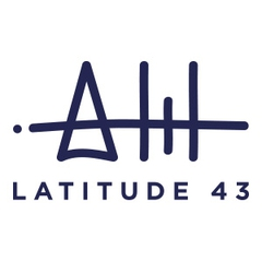 Logo Latitude 43