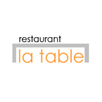 Logo La Table de Tourtour